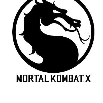 Mortal Kombat X LOGO by DeadlyGraphics