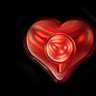 Chocolate Box Heart. by Billlee