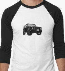 Shift Shirts OG - AMG G-Wagon Inspired Baseball ¾ Sleeve T-Shirt