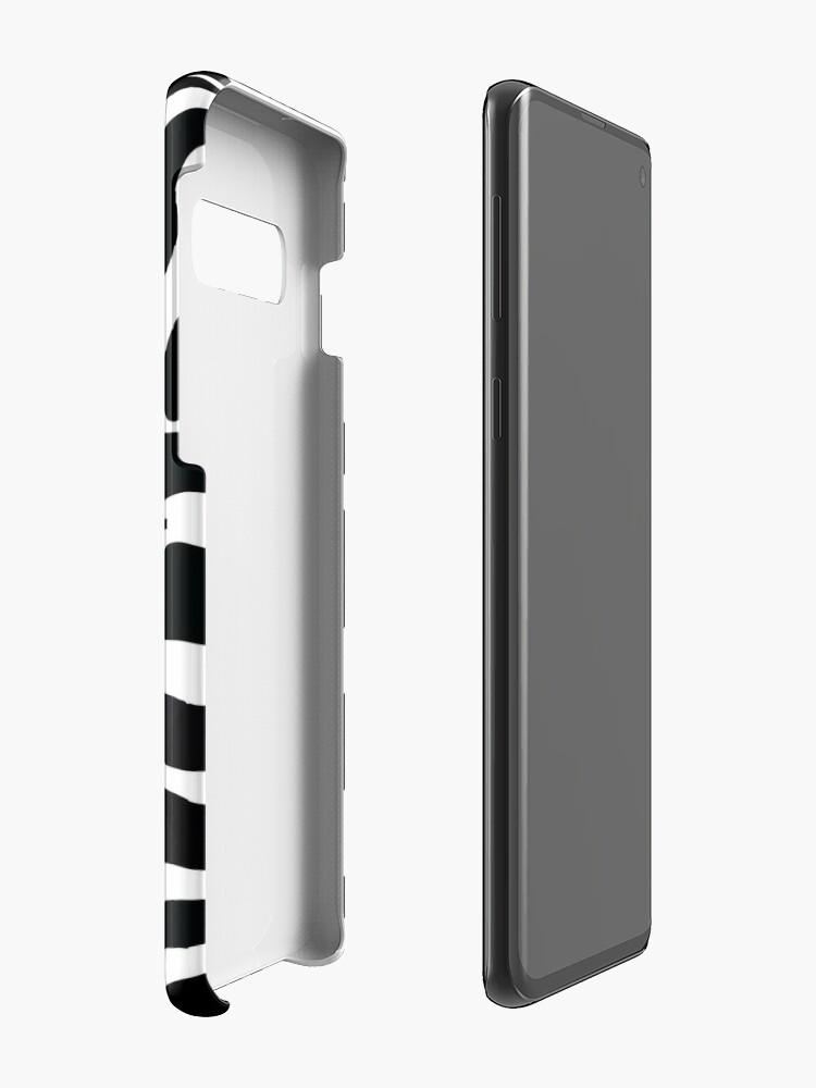 Alternative Ansicht von Zebra-Druck Hüllen & Klebefolien für Samsung Galaxy