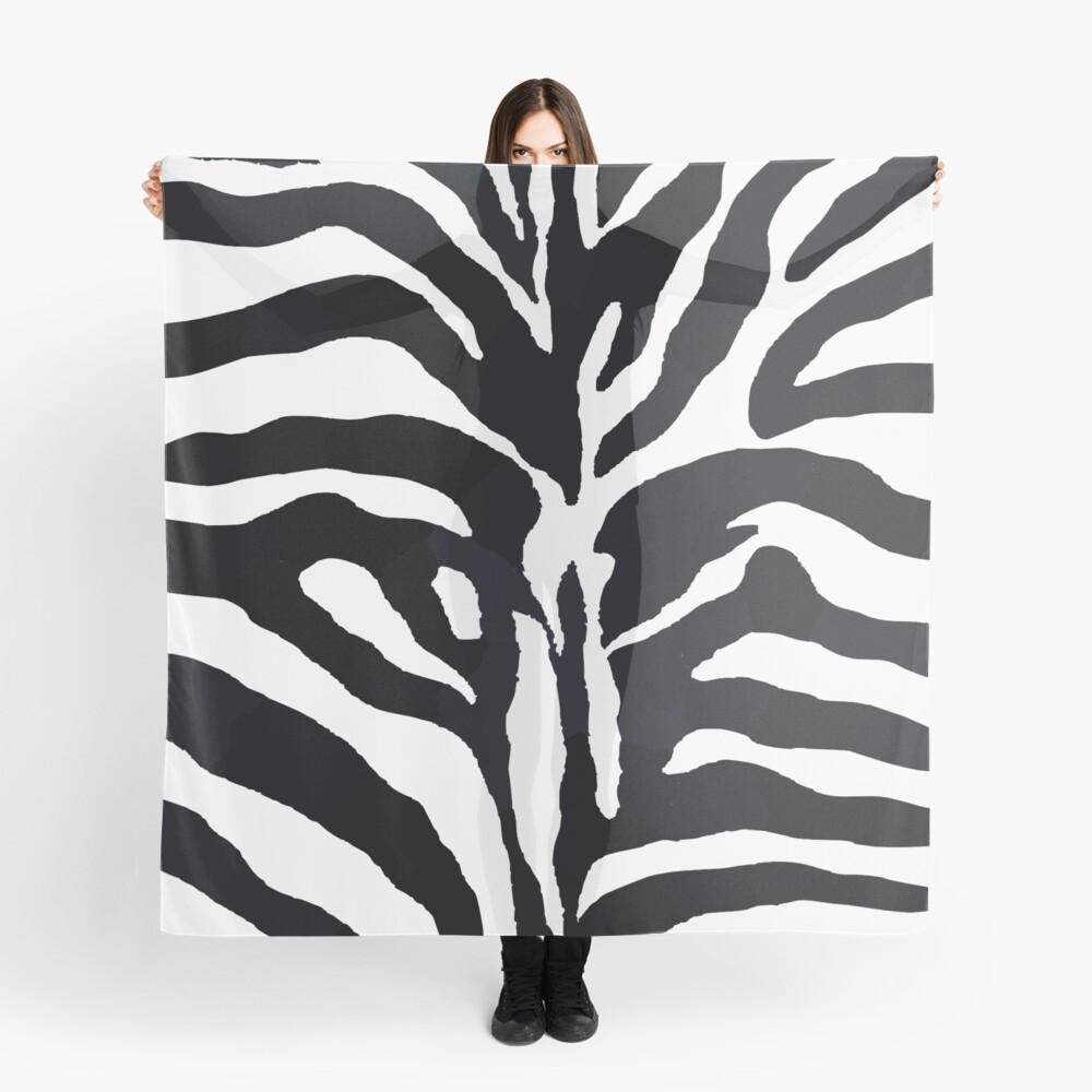 Zebra-Druck Tuch