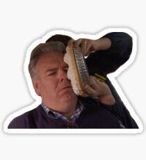 jerry gurgich Sticker