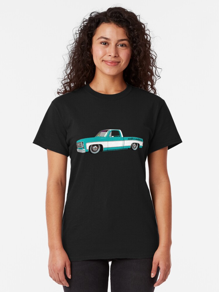 Alternate view of Shift Shirts Slammed Square - SQUAREBODY Inspired  Classic T-Shirt