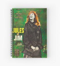 Jules et Jim Spiral Notebook