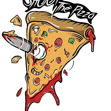 shoot the pizza by Dayone1