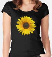 Sunflower Fitted Scoop T-Shirt