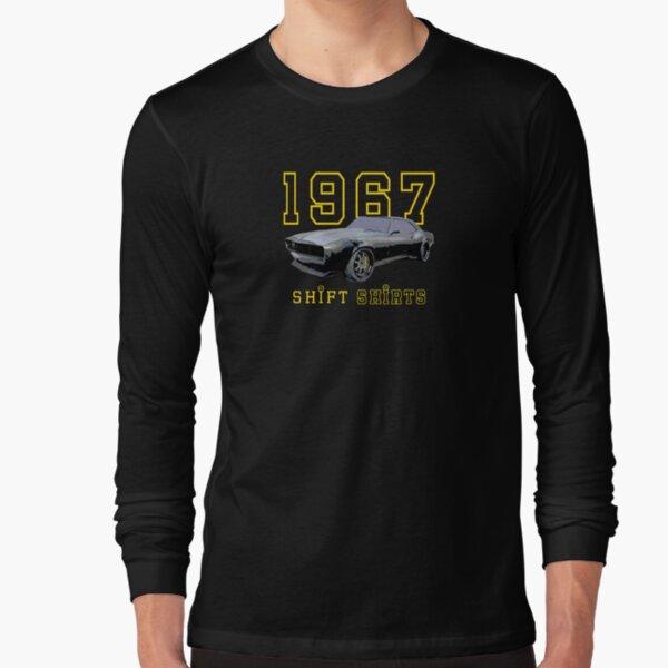 Shift Shirts Taming Horses -SS Restomod Inspired Long Sleeve T-Shirt