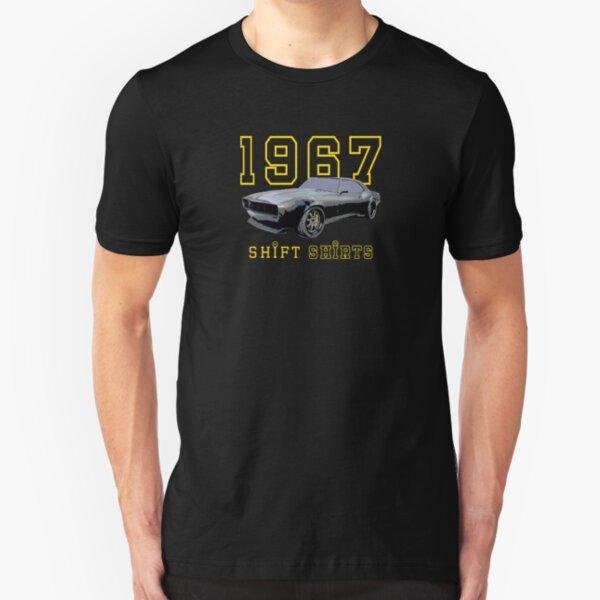 Shift Shirts Taming Horses -SS Restomod Inspired Slim Fit T-Shirt