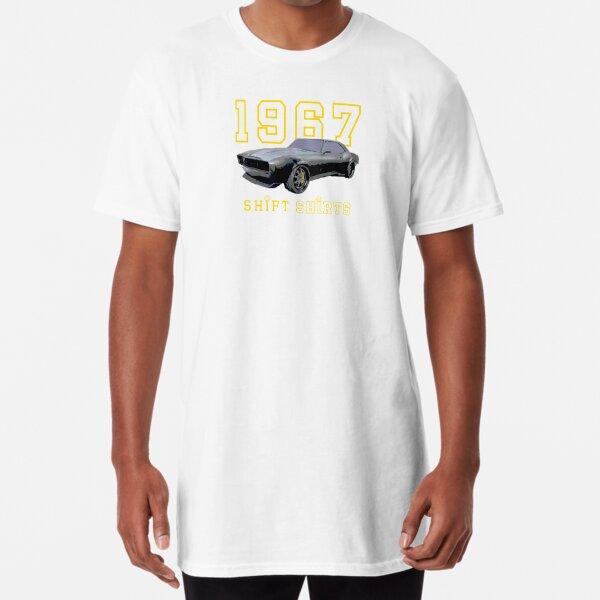 Shift Shirts Taming Horses -SS Restomod Inspired Long T-Shirt