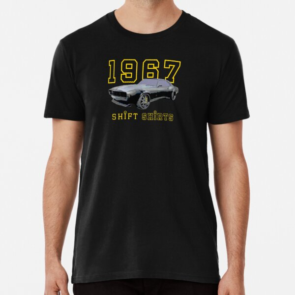 Shift Shirts Taming Horses -SS Restomod Inspired Premium T-Shirt