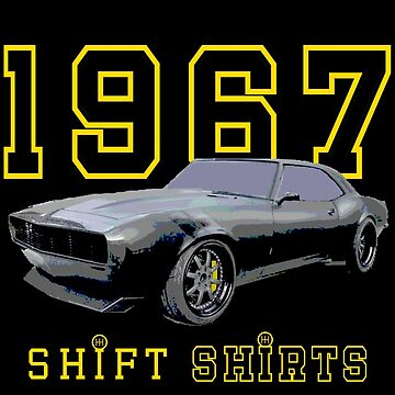 Shift Shirts Taming Horses -SS Restomod Inspired by ShiftShirts