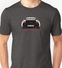 Shift Shirts Black Widow – Porsche 911 996 GT2 Inspired Unisex T-Shirt Slim Fit T-Shirt