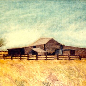 The Old Woolshed by chrisjoy