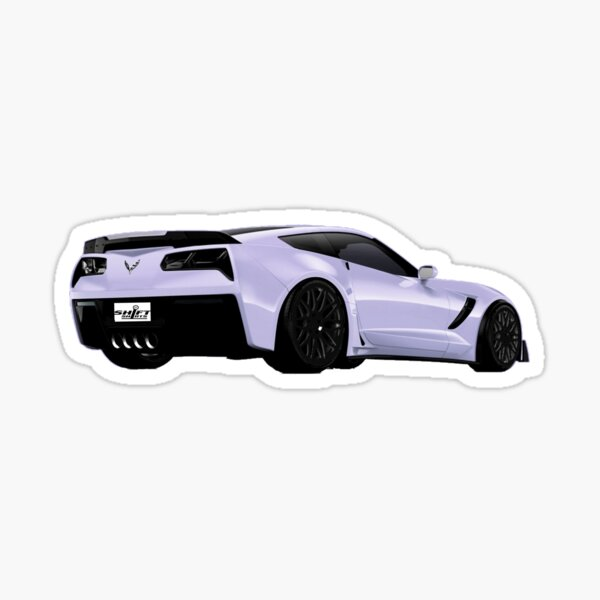Shift Shirts Z0Sick - Z06 Inspired  Sticker