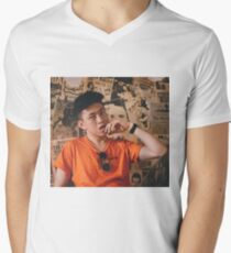 Rich Brian Men's V-Neck T-Shirt
