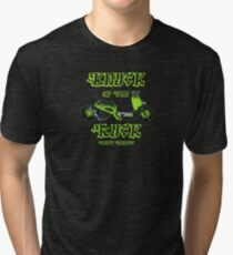 Shift Shirts Knuck If You Ruck – Ruckus Inspired Tri-blend T-Shirt