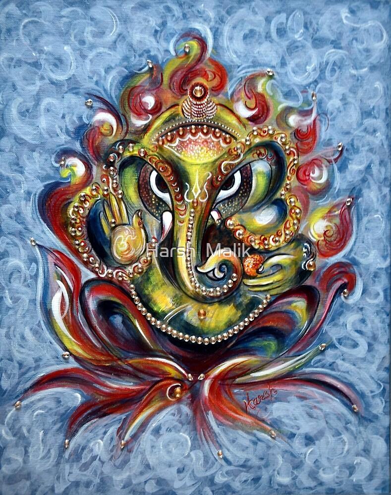 Ganesha by Harsh  Malik