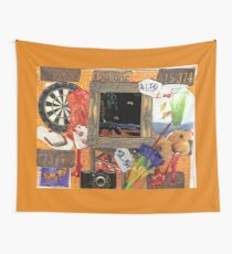 Garage Sale Wall Tapestry
