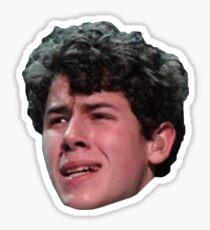 Nick Jonas Sticker