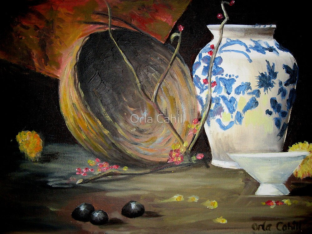 Ode to an Urn by Orla Cahill