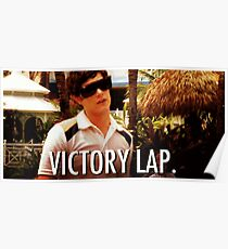 Victory Lap Poster