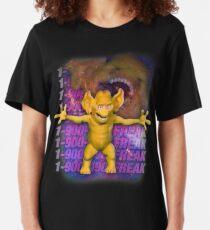 Camiseta ajustada freddie freaker