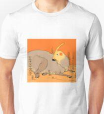 Chubby Parasaurolophus Unisex T-Shirt