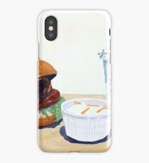 The Westport Burger iPhone Case