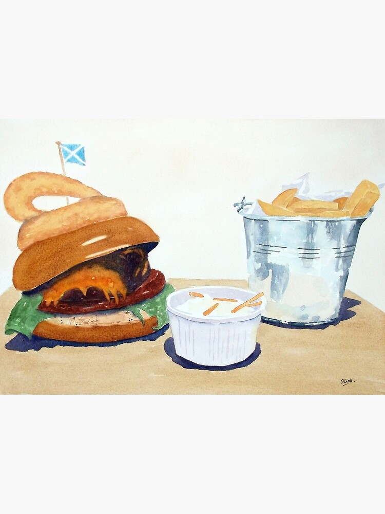 The Westport Burger by PatEll