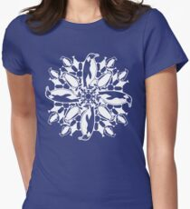 Penguin ZOOFLAKE Women's Fitted T-Shirt