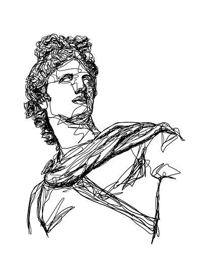 Apollo Greek God By Gatestucker