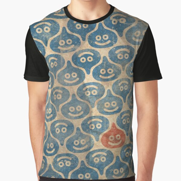 Dragon Quest Camiseta gráfica