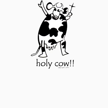 Holy cow!! by wick