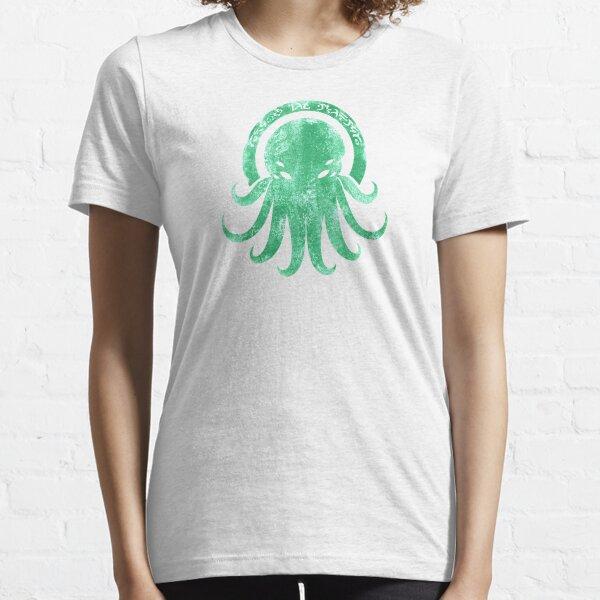 Cthulhu Print Essential T-Shirt