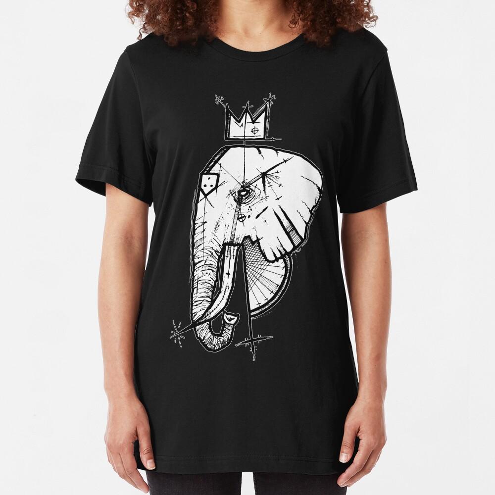 elephant king Slim Fit T-Shirt