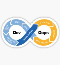 DevOops Sticker