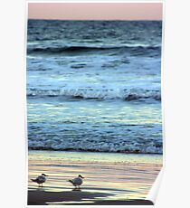 Watching the Tide Come In Poster