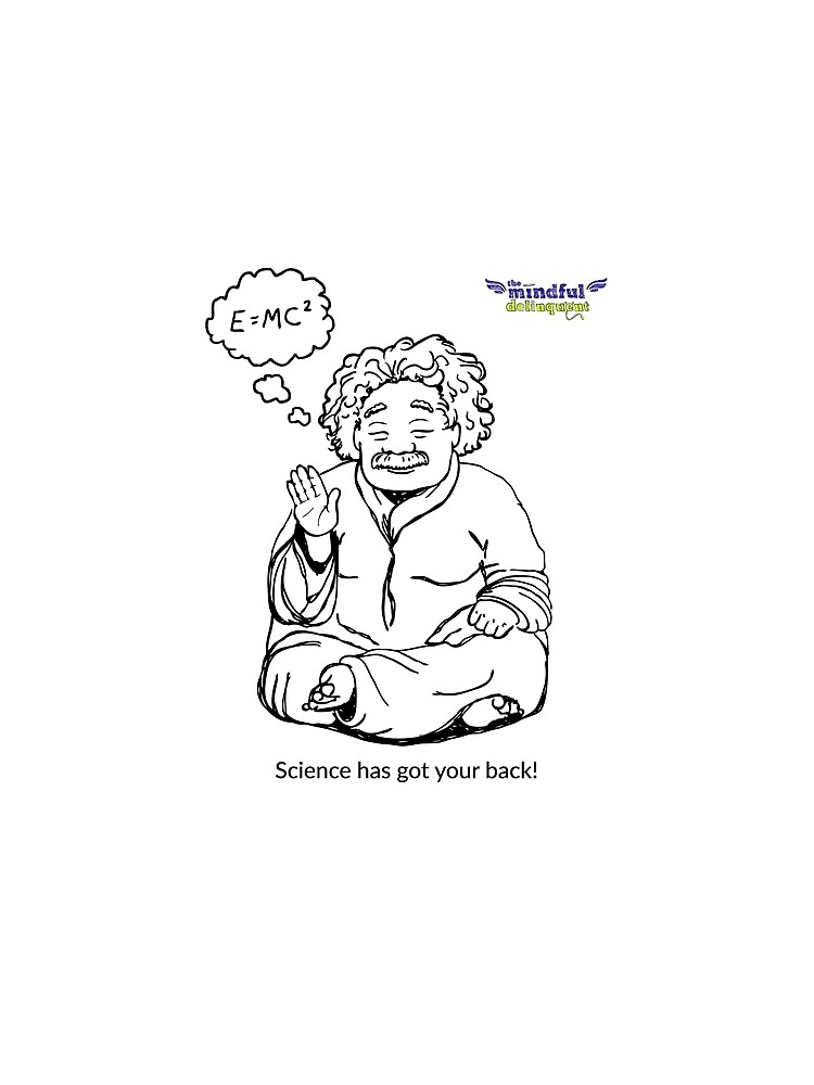 Science has got your back! by mindful-lyn