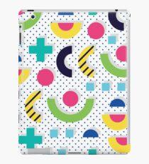 8-bit pattern Vol 3 iPad Case/Skin