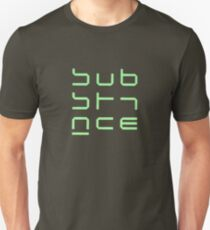 #Substanz Slim Fit T-Shirt