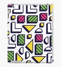 8 bits pattern Vol 6 iPad Case/Skin