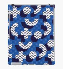 8 bits pattern Vol 7 iPad Case/Skin