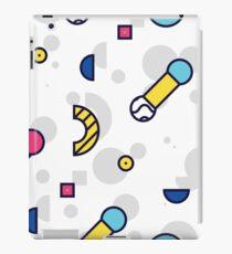 8 bits pattern Vol 11 iPad Case/Skin