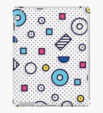 8 bits pattern Vol 13 iPad Case/Skin