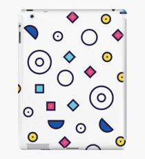 8-bit pattern Vol 14 iPad Case/Skin
