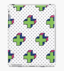 8 bits pattern Vol 15 iPad Case/Skin