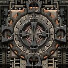 Stargate by Rob Colvin