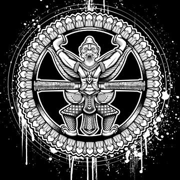 Garuda by trev4000