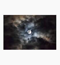 As Is~ Full Moon~ 3/9/2015 Photographic Print