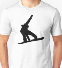 Snowboard jump Unisex T-Shirt